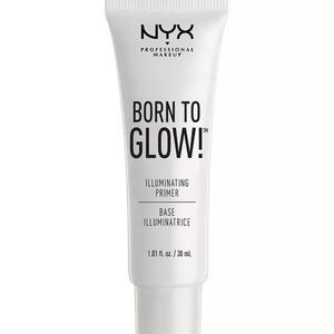 Nyx born to glow illuminating primer white 1.01 oz